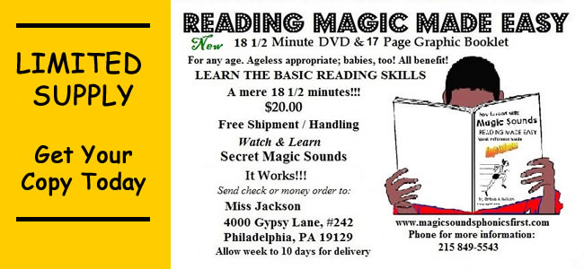 Reading Magic Made Easy